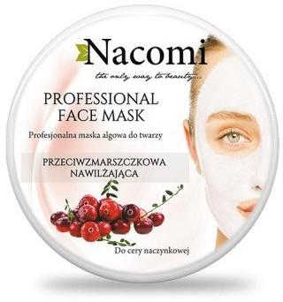 Nacomi Algowa maska do twarzy Żurawina - Professional Face Mask Algowa maska do twarzy Żurawina - Professional Face Mask
