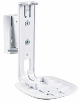 Sonos PureMounts PM-SOM-051 uchwyt ścienny kompatybilny z ONE i Play 1, nachylenie: 0° - 18°, wychylny: -45° - 45°, odległość od ściany: 171mm, nośność: 3kg, biały