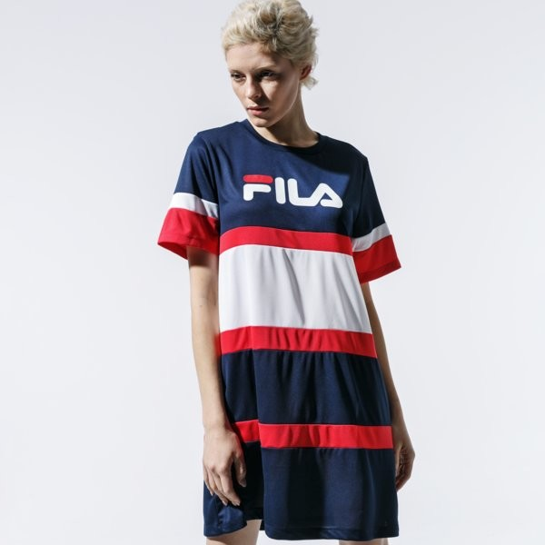 Fila BLUZA TERHIKKA TEE DRESS 687211K14