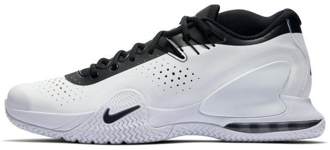 Nike Męskie buty do tenisa NikeCourt Tech Challenge 20 - Biel BQ0234-102