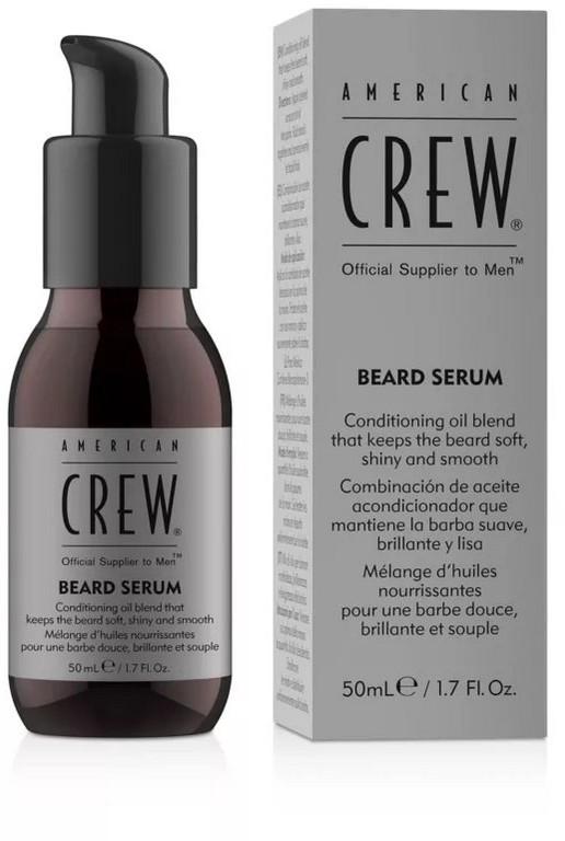 American Crew AMERICAN CREW Beard Serum serum do brody i wąsów 669316401699