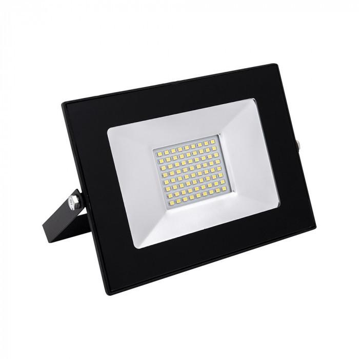 GTV Naświetlacz LED 50W FLUXO barwa zimna biała LD-FLXC50W-64-E