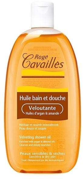 Laboratoires Expanscience Roge Cavailles aksamitny olejek do kąpieli i pod prysznic 750ml