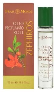 Frais Monde Frais Monde Zephiros Roll olejek perfumowany 15 ml dla kobiet 41420