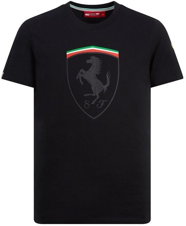 Ferrari SCUDERIA F1 Koszulka męska Scuderia Mono Shield 130191011 600 220
