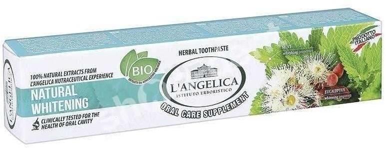 COSWELL L'Angelica Naturalnie Wybielająca 75ml