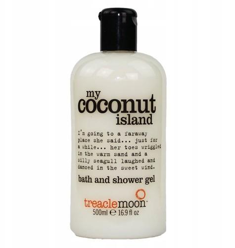 Treaclemoon żel płyn do kąpieli kokos coconut