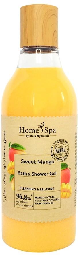 Stara Mydlarnia Pielęgnacja codzienna Żel pod prysznic Sweet Mango 250 ml