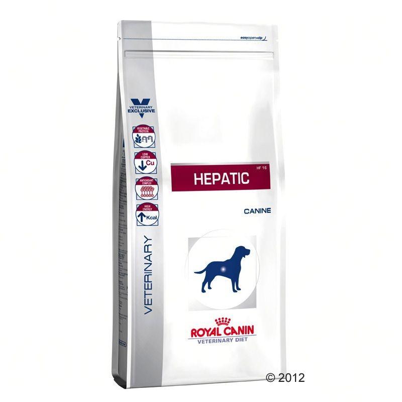 Royal Canin Hepatic HF16 6 kg