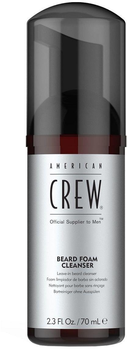 American crew American Crew Beard Foam Cleanser pianka oczyszczająca do brody 70ml 13132