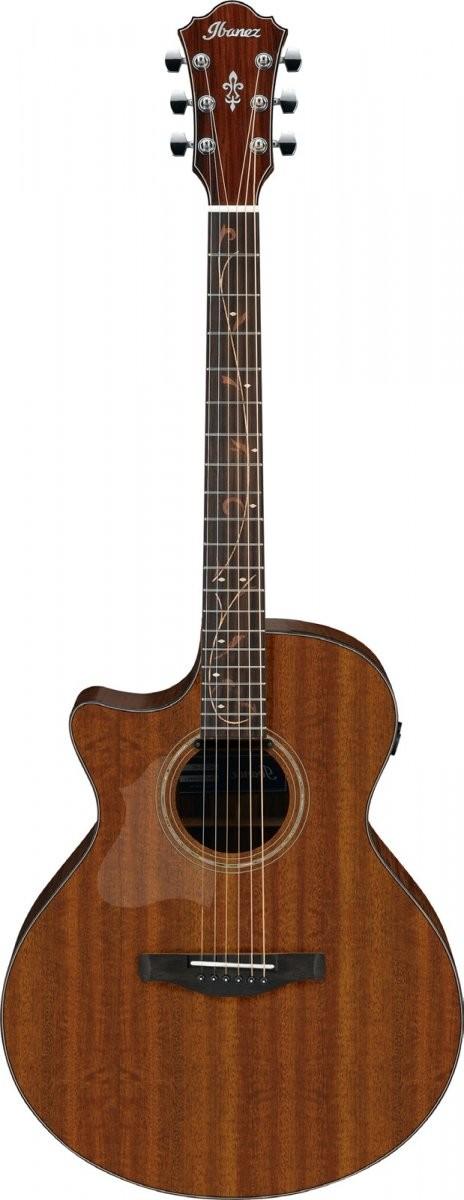Ibanez AE295L-LGS Leworęczna Gitara Elektro-Akustyczna