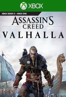 Assassins Creed Valhalla (GRA XBOX ONE / XBOX SERIES X) wersja cyfrowa
