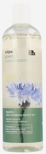 Tołpa GREEN Łagodny płyn micelarny-tonik 2w1 400ml 1234589622
