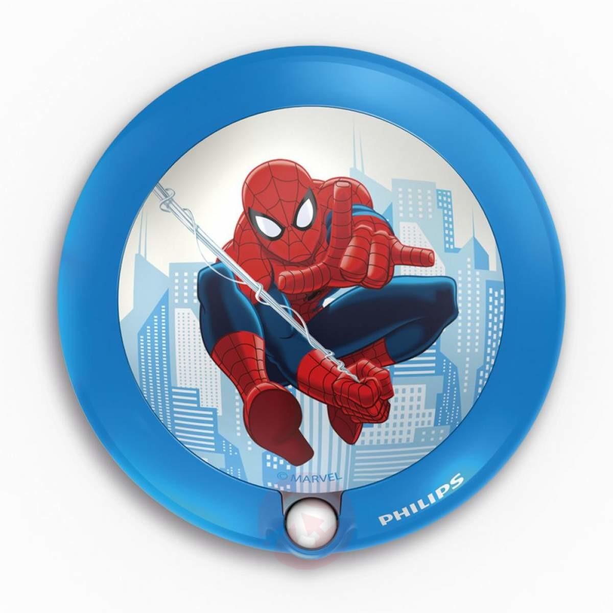 Philips Plafon dziecięcy LED Spiderman 71765/40/16