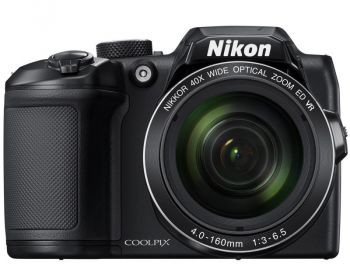 Nikon Coolpix B500 czarny (VNA951E1)