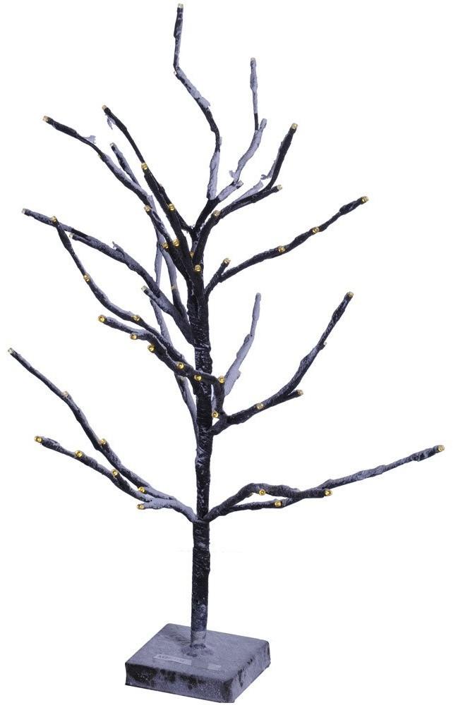 Home Styling Collection Drzewko z podświetleniem LED 72 lampki 60 cm B01M8IN7NP