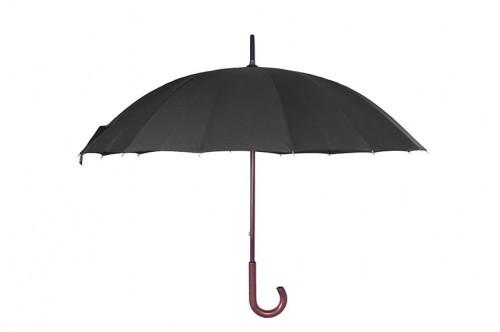 Blue Or Red S.Oliver Umbrella Mini Smart In Black