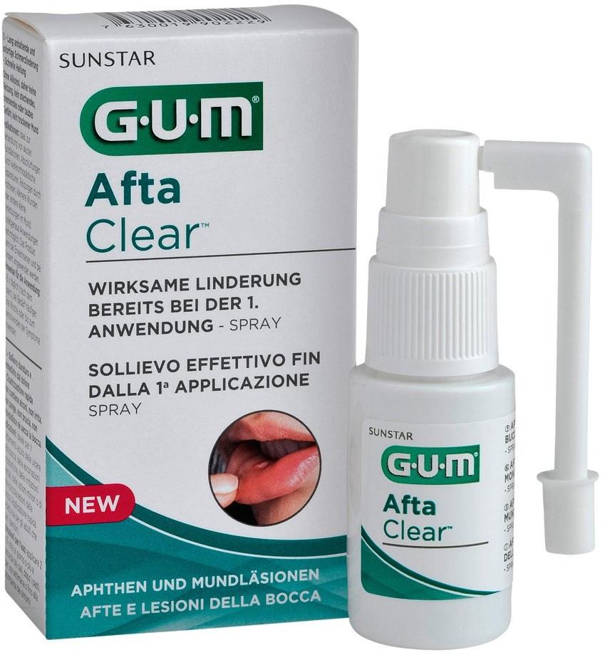 Sunstar Deutschland GmbH Gum Afta Clear Spray 15 ml