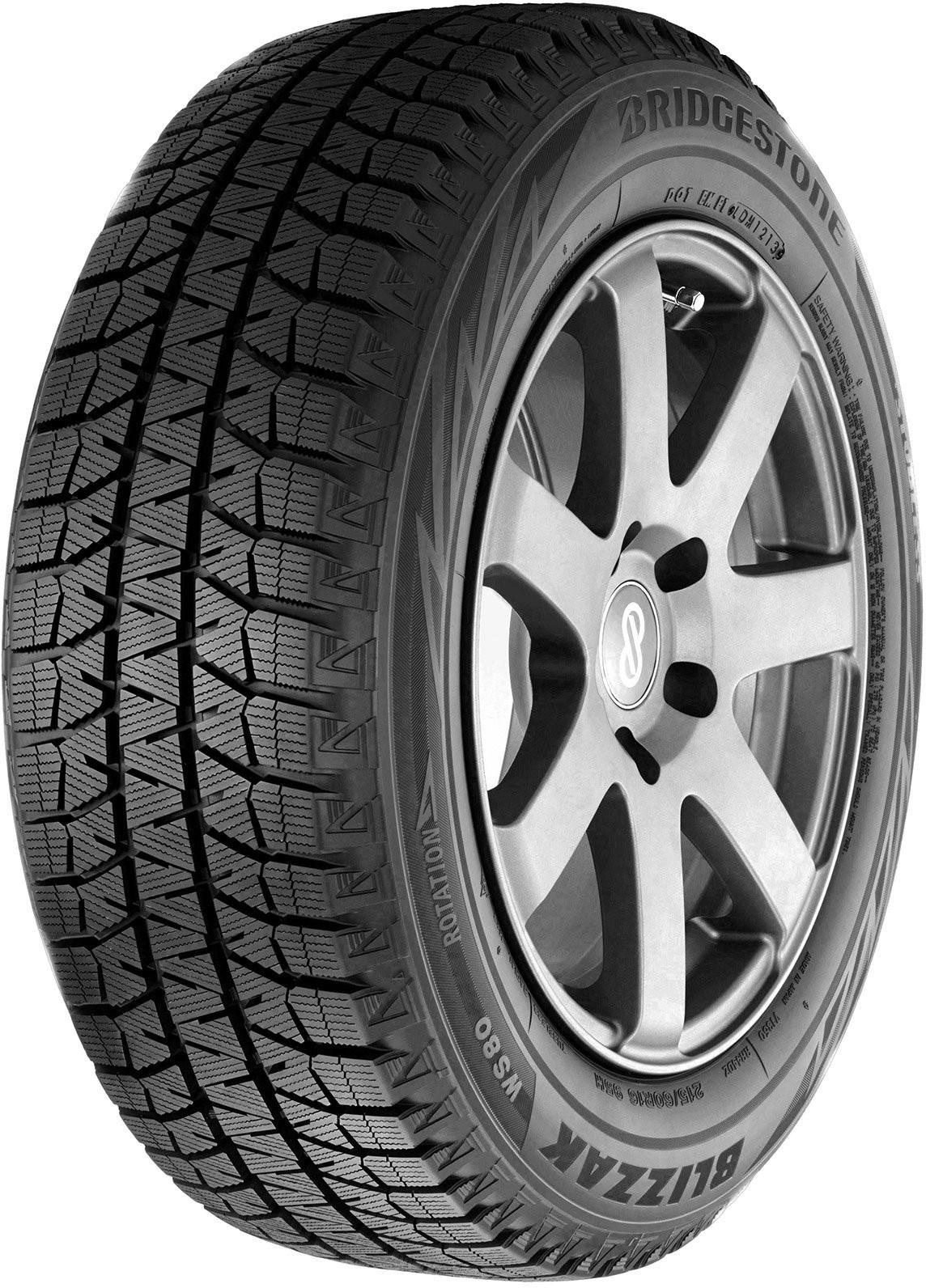 Bridgestone Blizzak WS80 175/65R14 86T