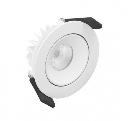 LEDVANCE Oczko stropowe Spot LED adjust 6,5W 3000K 230V IP20 000148 LEDVANCE 000148