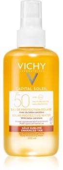 Vichy Capital Soleil ochronny spray z betakarotenem SPF 50 200 ml
