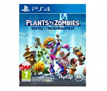 Plants vs Zombies Battle for Neighborville (GRA PS4)