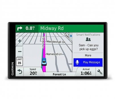 Garmin DriveSmart 55 & Digital Traffic Europa