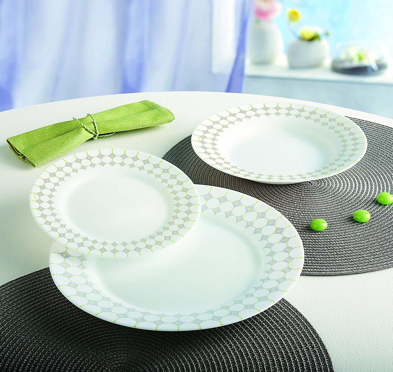 Dajar dajar 06362serwis stołowy 18-częściowy edwige 06362