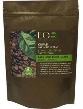 Ecolab Scrub kawowy do twarzy i ciała - Face And Body Scrub Coffee Original Scrub kawowy do twarzy i ciała - Face And Body Scrub Coffee Original