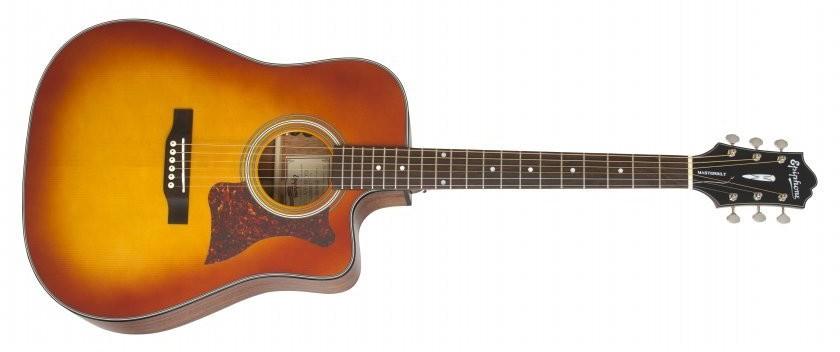 Epiphone DR-400 MCE FSC Masterbilt gitara elektro akustyczna