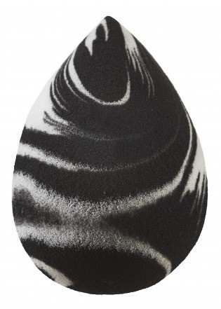 Deni carte Water Drop Mosaic Blender Gąbka do makijażu Black 35031-uniw