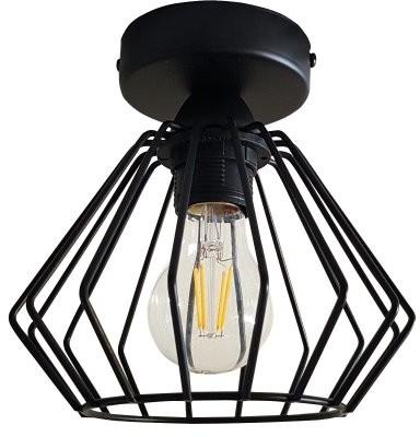 Solar Lampa loft 1pł. SFERA nr kat. 0925 0925