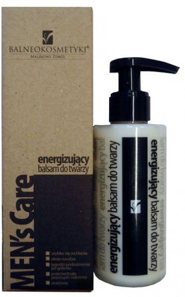 Balneo energizujący balsam do twarzy dla mężczyzn 150ml