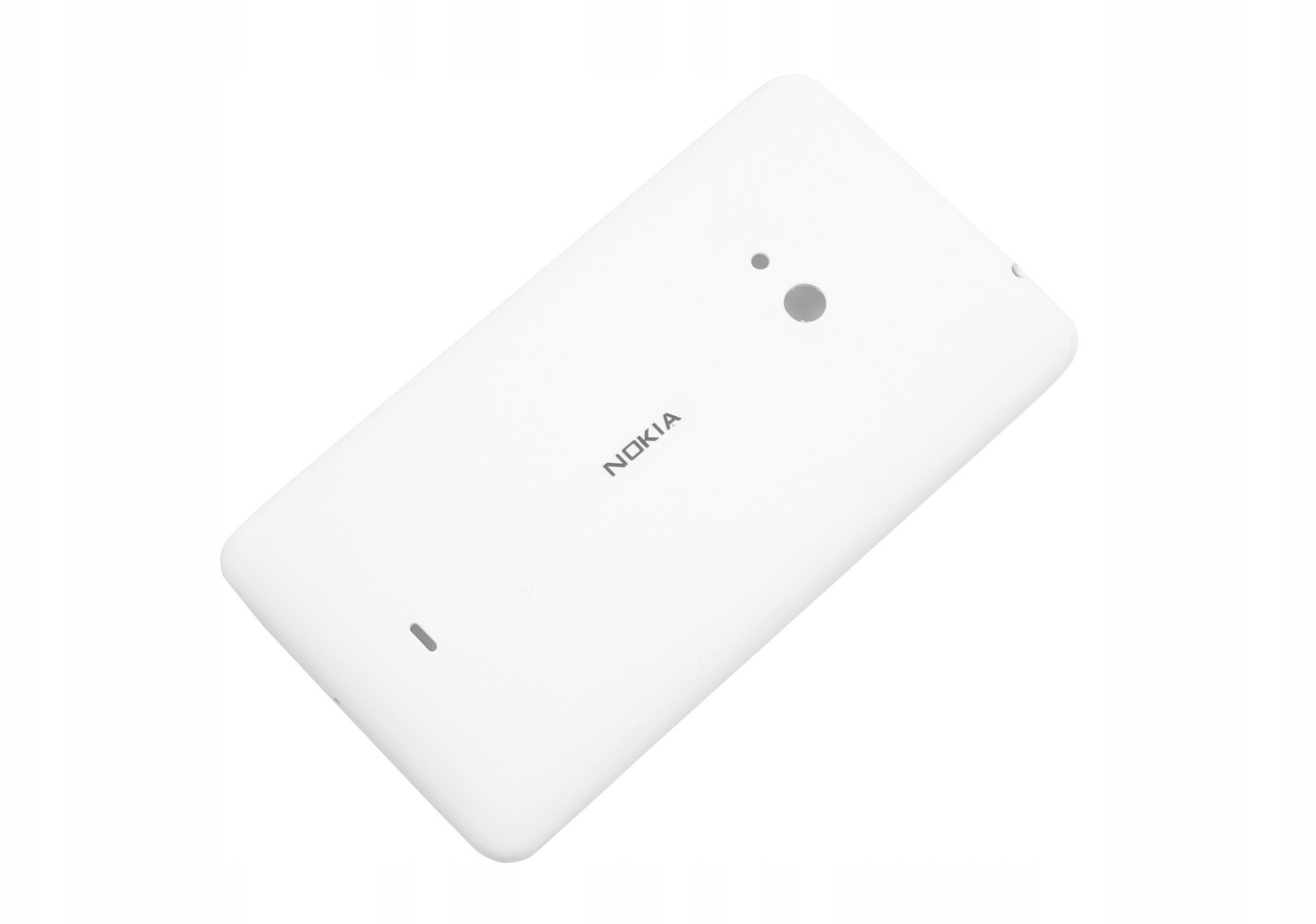 Nokia Klapka Baterii Lumia 625 Obudowa Tył Biała