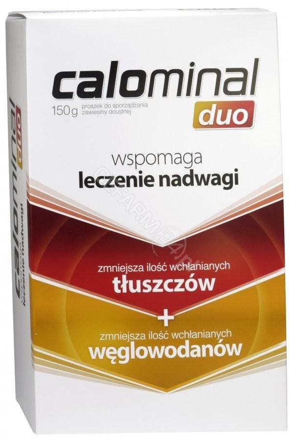 Aflofarm Calominal Duo proszek do sporządzania zawiesiny 150 g | DARMOWA DOSTAWA OD 199 PLN!