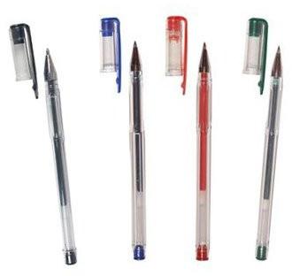 DRect Długopis żelowy OFFICE 3006 czarny