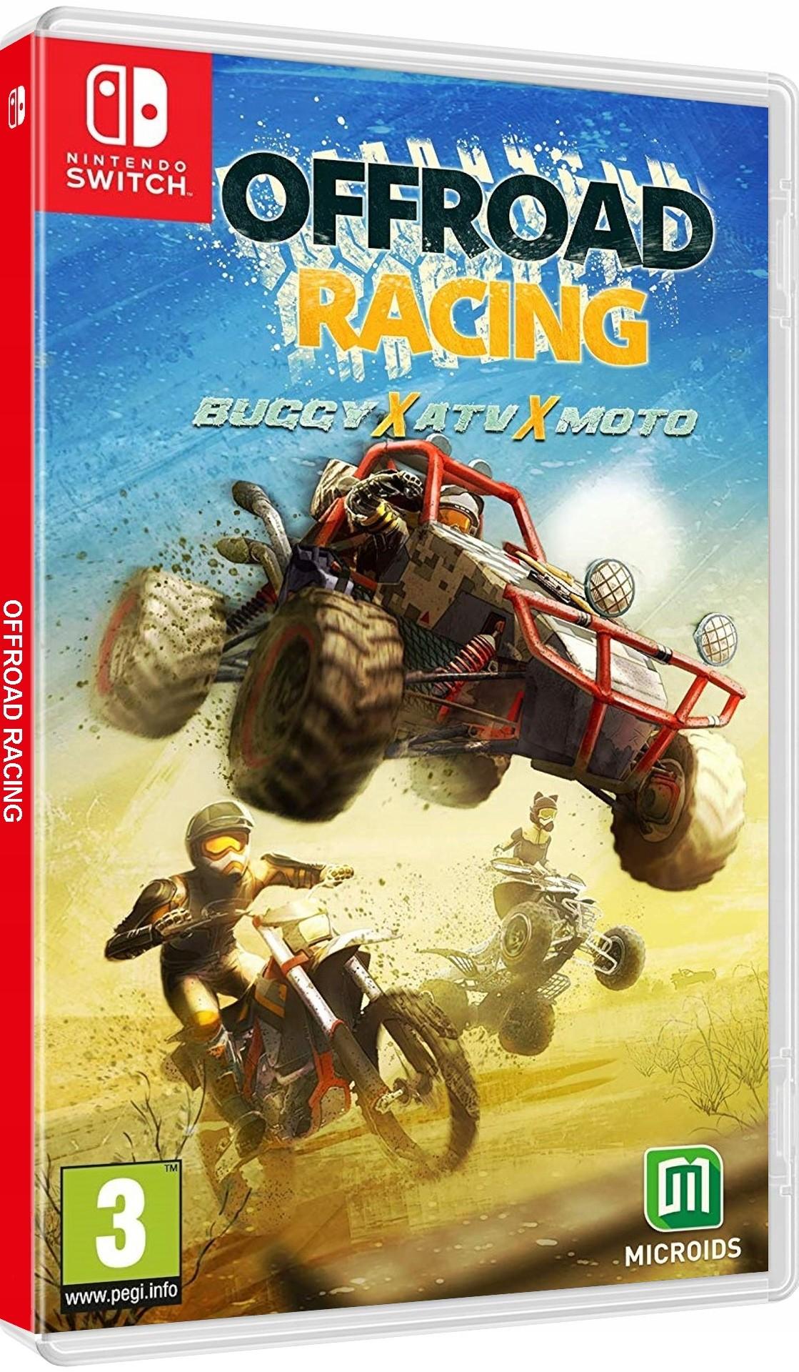 Offroad Racing (GRA NINTENDO SWITCH)