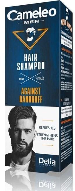 Delia Cameleo Men Przeciwłupieżowy szampon do włosów dla mężczyzn 150ml 56945-uniw
