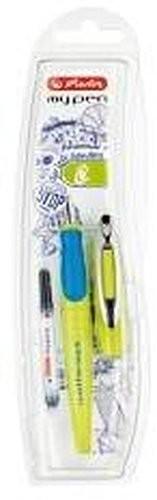 Pióro wieczne My pen L Lemon/blue