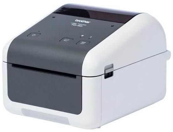 Brother TD-4520DN - label printer - monochrome - direct thermal Drukarka etykiet - Monochromatyczny - Bezpośrednia termiczna TD4520DNXX1