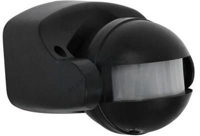 Orno Czujnik ruchu podczerwieni OR-CR-201/B czarny