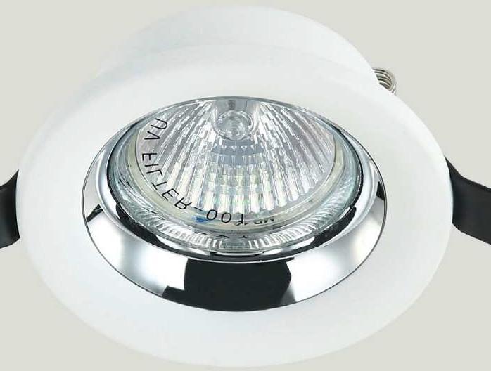 Orlicki Design Lampa do zabudowania K/G FODO CROMO