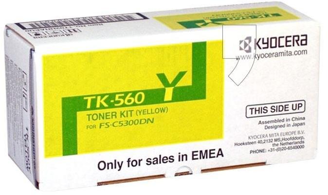 Kyocera TK-560Y