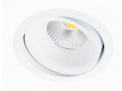 BPM Lighting Spot LED Oczko 3137.W.D40.3K 15cm biały
