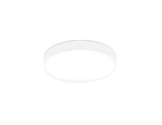 Kohl Lighting Plafon TRIM SURFACE K50266.W.4K 4000K 5426lm Kohl Lighting nowoczesna lampa w kolorze białym K50266.W.4K