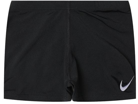 Nike Szorty kąpielowe Square Logo NESS9742 Czarny Regular Fit