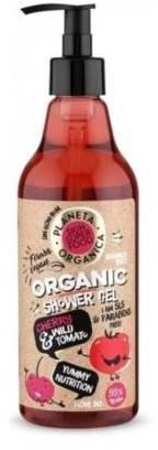 Planeta Organica Skin Super Good Żel pod prysznic Cherry 500ml 52505-uniw