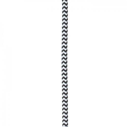 Forever TelForceOne Kabel do iPhone 8-PIN pleciony biały