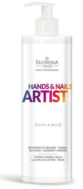 Farmona Professional HANDS&NAILS ARTIST Witaminowy balsam-maska do dłoni 280ml 0000061214