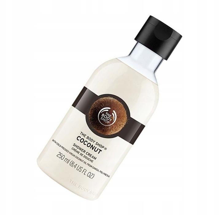 The Body Shop Coconut Żel Pod Prysznic 250ML